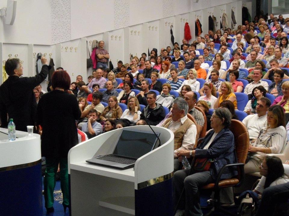 Predavanje v Ljubljani